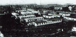 10: Die Barackenstadt der Stickstoffwerke 1915